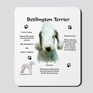 Bedlington 1 Mousepad
