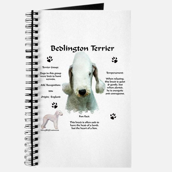 Bedlington 1 Journal