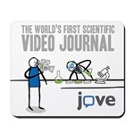 World's First Scientific Video Journal Mousepad