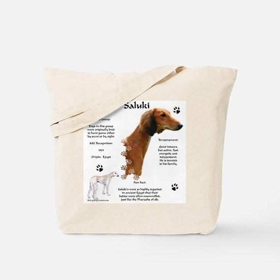 Saluki 1 Tote Bag