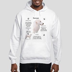Kuvasz 2 Hooded Sweatshirt