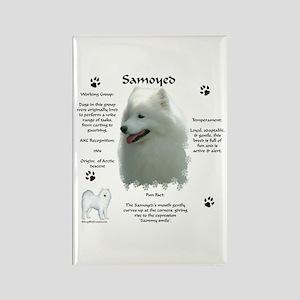 Sammy 4 Rectangle Magnet