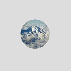 Helaine's Mt Hood Mini Button