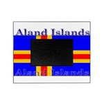 Aland Islands Picture Frame