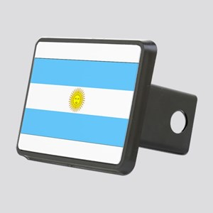 Argentinablank Rectangular Hitch Cover
