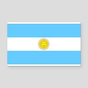 Argentinablank Rectangle Car Magnet