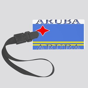 Aruba Large Luggage Tag