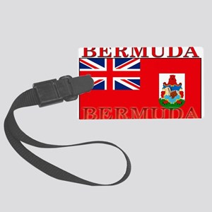 Bermuda Large Luggage Tag