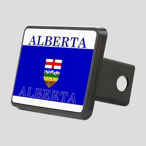 Alberta Rectangular Hitch Cover