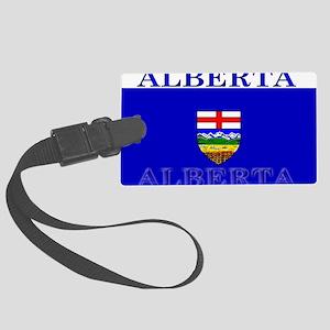 Alberta Large Luggage Tag