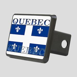 Quebecblack Rectangular Hitch Cover