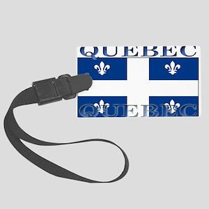 Quebecblack Large Luggage Tag