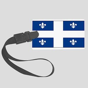 Quebecblank Large Luggage Tag