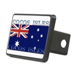 CocosIsles Rectangular Hitch Cover