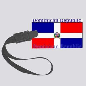 DominicanRepublic Large Luggage Tag