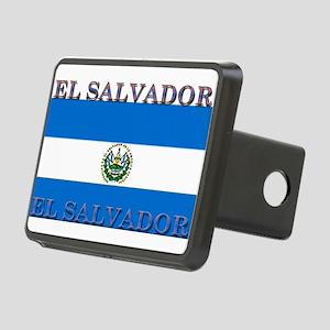 ElSalvador Rectangular Hitch Cover