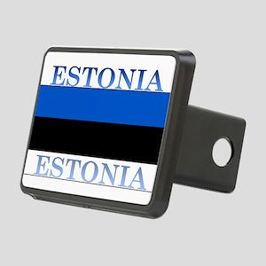 Estonia Rectangular Hitch Cover