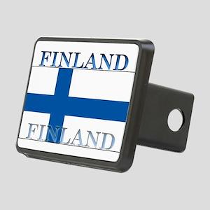 Finland Rectangular Hitch Cover
