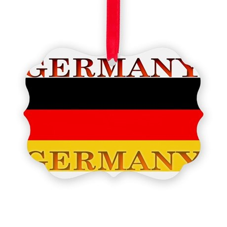 Germany.jpg Picture Ornament