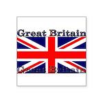 GreatBritain Square Sticker 3