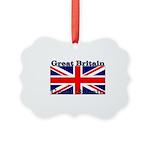 GreatBritain Picture Ornament