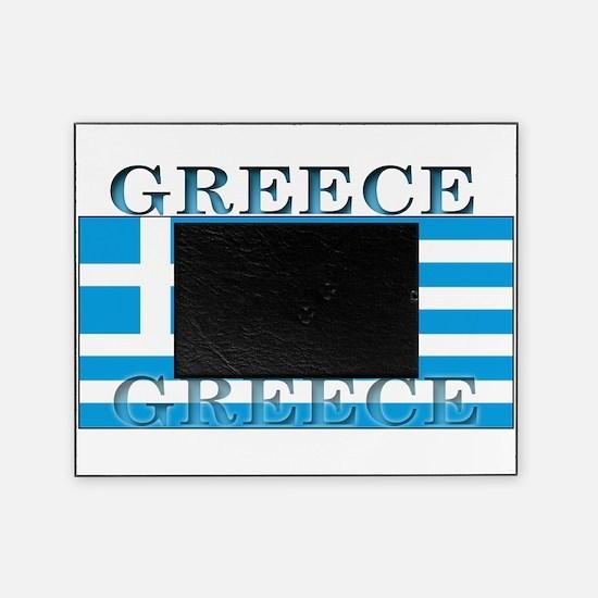 Greeceblack.png Picture Frame
