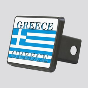 Greeceblack Rectangular Hitch Cover