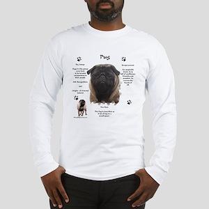 Pug 1 Long Sleeve T-Shirt