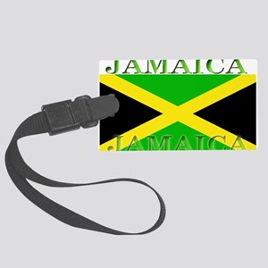 Jamaica Large Luggage Tag