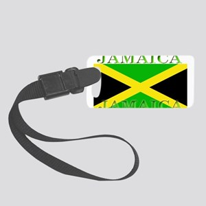 Jamaica Small Luggage Tag