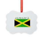 Jamaica Picture Ornament