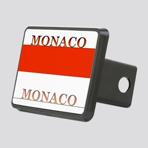 Monacoblack Rectangular Hitch Cover