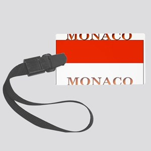 Monacoblack Large Luggage Tag