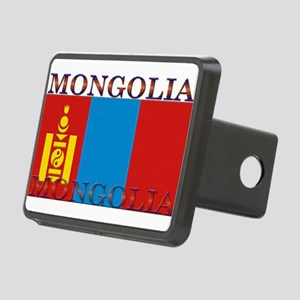 Mongolia Rectangular Hitch Cover