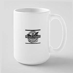 Proud Odinist Mugs