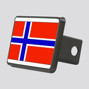 Norwayblank Rectangular Hitch Cover
