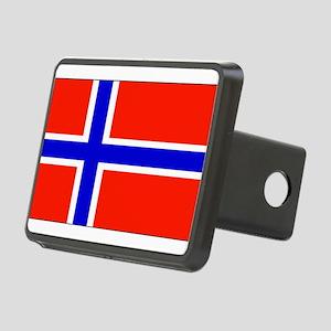 Norwayblank Rectangular Hitch Cover