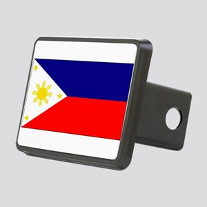 Philippinesblank Rectangular Hitch Cover