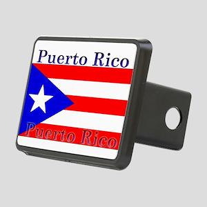 PurtoRico Rectangular Hitch Cover