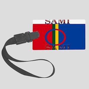 Sami Large Luggage Tag