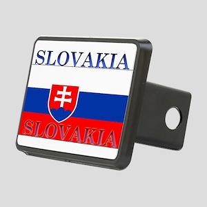 Slovakiablack Rectangular Hitch Cover
