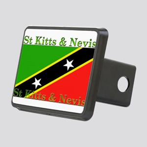 StKittsNevis Rectangular Hitch Cover