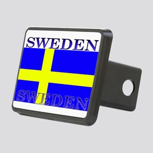 Swedenblack Rectangular Hitch Cover
