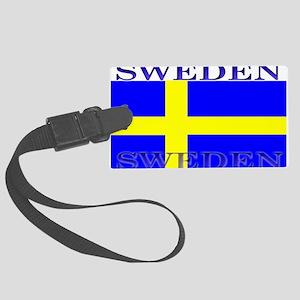 Swedenblack Large Luggage Tag