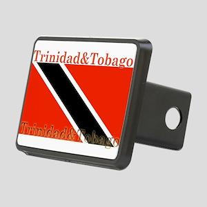 TrinidadTobagoforblack Rectangular Hitch Cover