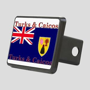 TurksCaicos Rectangular Hitch Cover