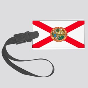 Floridablank Large Luggage Tag