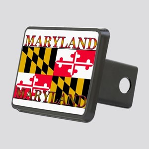 Maryland Rectangular Hitch Cover