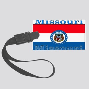 Missouri Large Luggage Tag