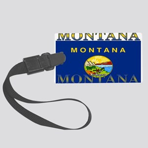 2-Montana Large Luggage Tag